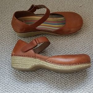 Dansko Shoes - Dansko Mary Jane clogs